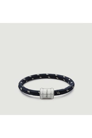 MIANSAI Casing Bracelet Navy Steel