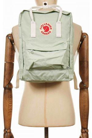 Fjällräven Fjallraven Kanken Classic Backpack - Mint -Cool White Colour: Min