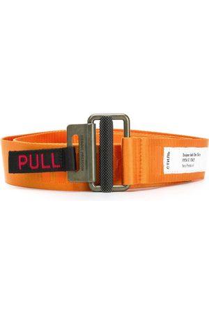 Heron Preston Women Belts - WOMEN'S HWRB004E196200171919 SYNTHETIC FIBERS BELT
