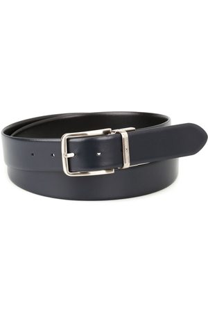 Emporio Armani Men Belts - MEN'S Y4S222YLQ7E88017 LEATHER BELT