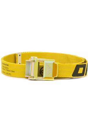 OFF-WHITE Men Belts - MEN'S OMRB036S20F420416010 POLYESTER BELT