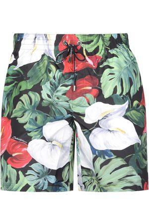 Dolce & Gabbana FLORAL SWIMSHORTS