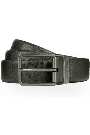 Emporio Armani Men Belts - MEN'S Y4S202YLP4J88001 LEATHER BELT