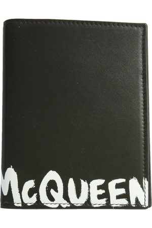 Alexander McQueen MEN'S 6016921NT6B1070 LEATHER WALLET
