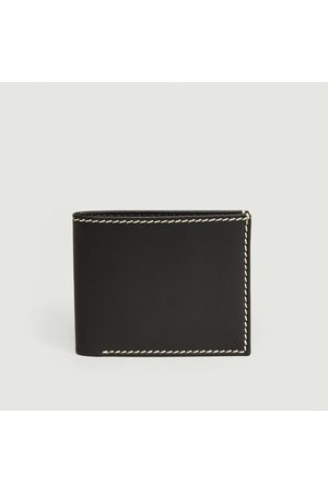 L'Exception Paris Vegetable Tanned Leather Wallet