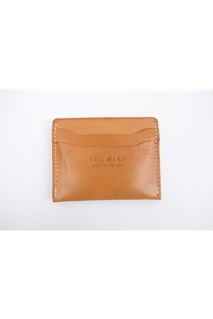 Red Wing Credit Card Holder - London Tan