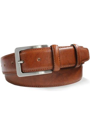 Robert Charles Men Belts - 1135 Leather Belt in Tan