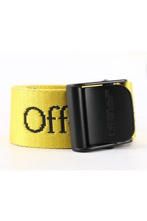 OFF-WHITE Women Belts - New logo industrial belt