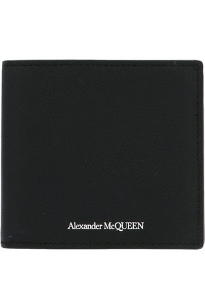 Alexander McQueen MEN'S 5508180PY0N1000 LEATHER WALLET
