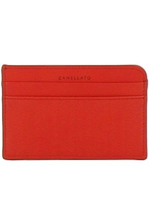 Zanellato WOMEN'S 5127963Z3 LEATHER CARD HOLDER