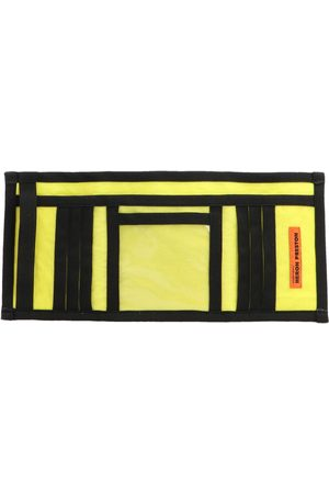 Heron Preston MEN'S HMNC005F198160041588 SYNTHETIC FIBERS WALLET