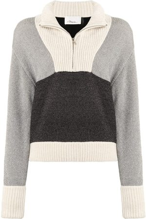 3.1 Phillip Lim Panelled jumper