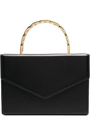 Amina Muaddi Pernille mini handbag