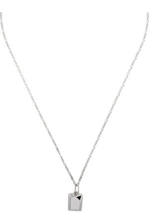 CAPSULE ELEVEN Jewell Beneath Tag necklace