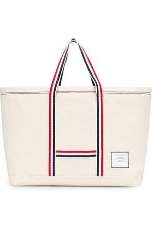 Thom Browne Men Bags - Medium Tool tote bag