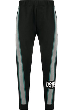 Dsquared2 Contrast panel track pants