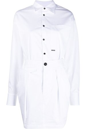 Dsquared2 Two piece-effect shirtdress