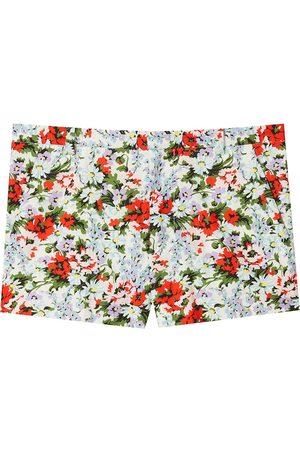 Marc Jacobs Floral-print shorts