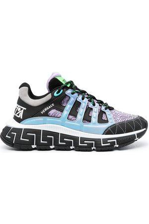 VERSACE Women Sneakers - Trigreca low-top sneakers