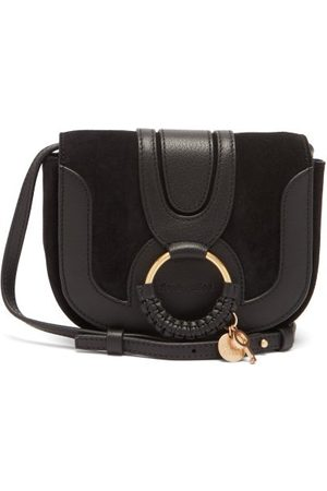 See by Chloé Hana Mini Leather And Suede Cross-body Bag - Womens