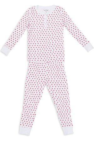 Roller Rabbit Unisex Heart Pajama Set - Baby