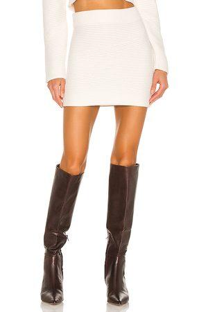 Tularosa Cozy Ivy Mini Skirt in .