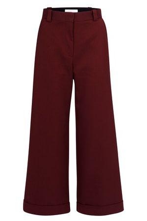 See by Chloé Women Wide Leg Pants - Large pants