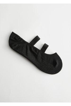& OTHER STORIES Anti-Slip Yoga Socks