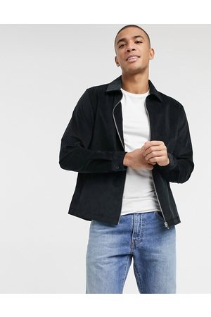 River Island Cord overshirt in