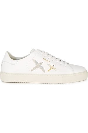 Axel Arigato Women Sneakers - Clean 90 embroidered leather sneakers