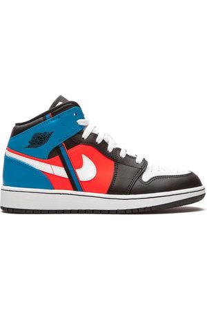 Nike TEEN Air Jordan 1 Mid Game Time GS sneakers