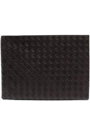 Bottega Veneta Men Laptop Bags - Intrecciato laptop bag