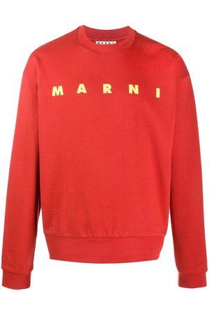 Marni Logo printed sweatshirt