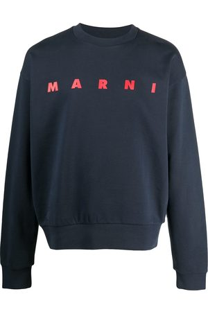 Marni Logo print sweatshirt
