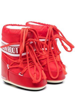 Moon Boot Rain Boots - Mini logo snow boots