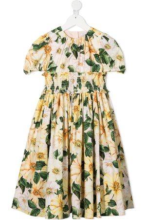 Dolce & Gabbana Floral-print dress