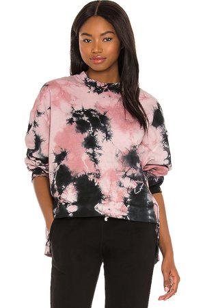 Electric & Rose Neil Sweatshirt in Pink,Black.