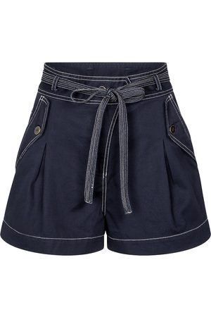 ULLA JOHNSON Oscar cotton shorts