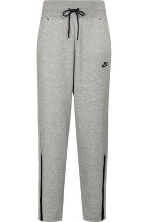 Nike Tech-fleece high-rise trackpants