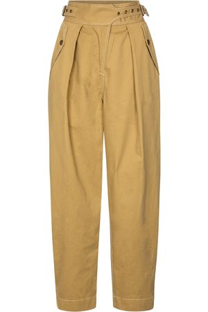 ULLA JOHNSON Dune cotton pants