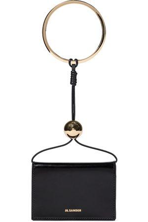 Jil Sander Leather bracelet wallet