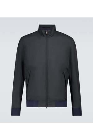 HERNO Flight packaway jacket