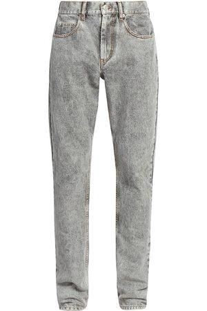 Isabel Marant Men Straight - Men's Jack Straight-Cut Jeans - - Size 31