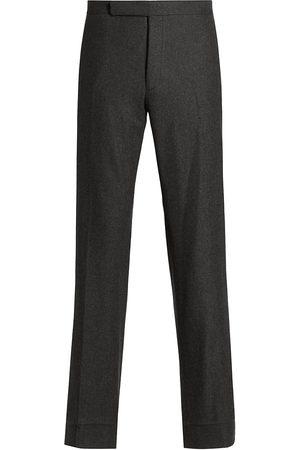 Ralph Lauren Men's Plaid Cashmere Sweatshirt - - Size 32