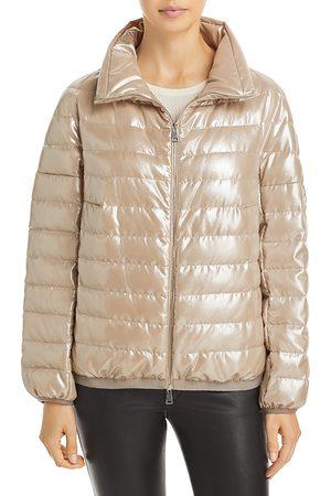Moncler Women Puffer Jackets - Sador Giubbotto Down Puffer Coat