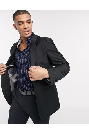 Tommy Hilfiger Butch slim fit suit jacket-Grey
