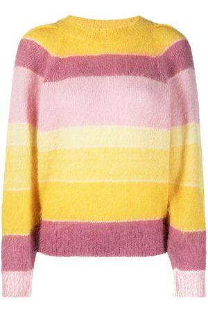 Isabel Marant Women Sweaters - Horizontal-stripe pattern jumper