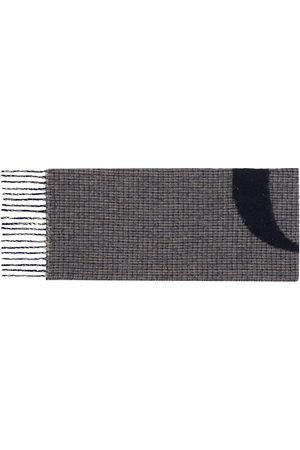 Gucci Logo jacquard scarf