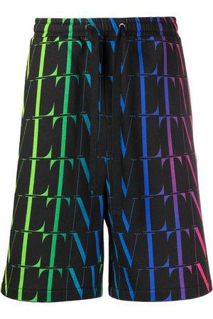 VALENTINO VLTN Times Bermuda shorts