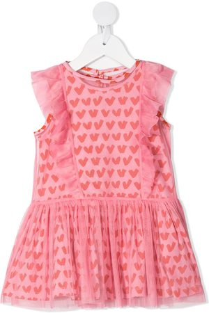 Stella McCartney Heart-print dress